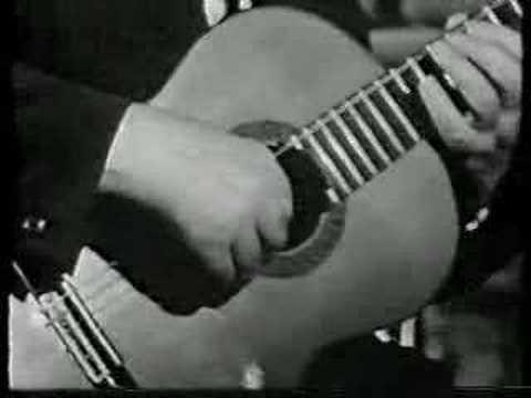 Andres Segovia - Chanson - Manuel Ponce