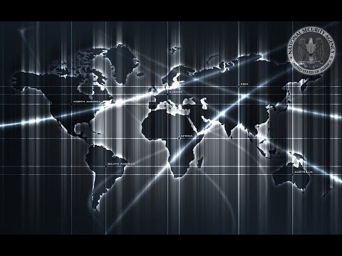 National Security Agency / NSA (Echelon & Datagate) - SORVEGLIANZA GLOBALE