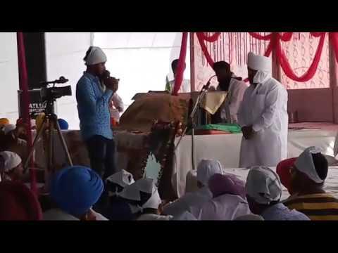 Mohammad Sadiq Live on Punjabi singer Karamjit Singh Dhuri Da Bhog
