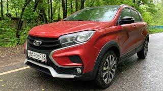 Взял Lada Xray - теперь  с Yandex Auto. Как работает?