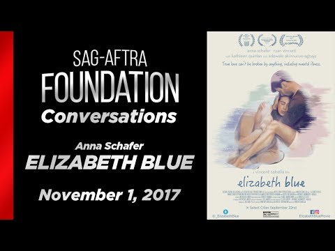 Conversations with Anna Schafer of ELIZABETH BLUE