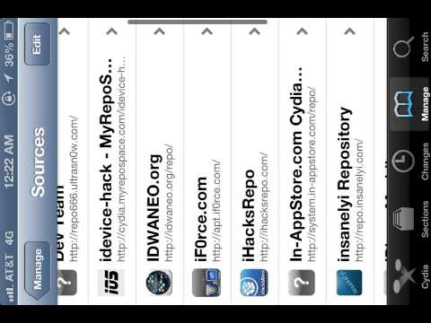 how to find games on cydia