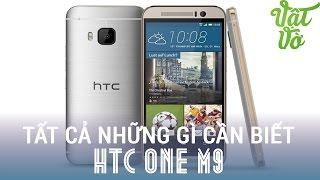 [Review dạo] HTC One M9 - tất cả những thông tin chính thức: camera 20MPx, thay đổi theme