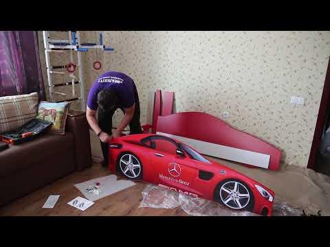Як скласти ліжко