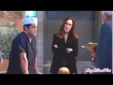 Mary McDonnell & Tony Denison  Major Crimes  Bloopers
