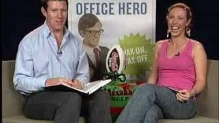 Footy Tips TV NRL Round 17 2007 Lana Taylor Jimmy Smith Prev