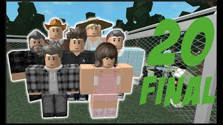 ROBLOX SERIES - ZOMBIE APOCALYPSE - EP 20 FINAL