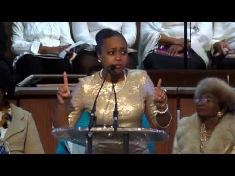 Tribute to Coretta Scott King, MLK Commemorative Service 2015
