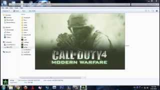 Call of duty 4 Modern warfare UBYTE4N vertex data error Fix