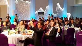 인도네시아 락 음악 열창 (박세진)  Lagu Dewa 19 yang dinyanikan oleh Orang Korea(SJ Park)