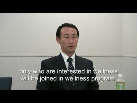 Wellness & Government Initiative Interview 1 - Japan