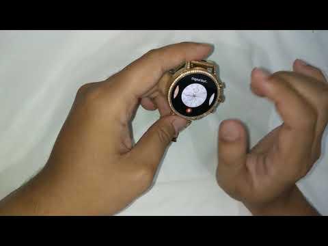 Review Smartwatch Fossil Gen 4 Q Venture HR INDONESIA