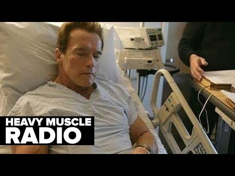 ARNOLD SURGERY UPDATE! Heavy Muscle Radio (4/2/18)