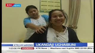 Thailand inafahamika kwa mbinu za kukanda mwili almaarufu 'Thai traditional massage'