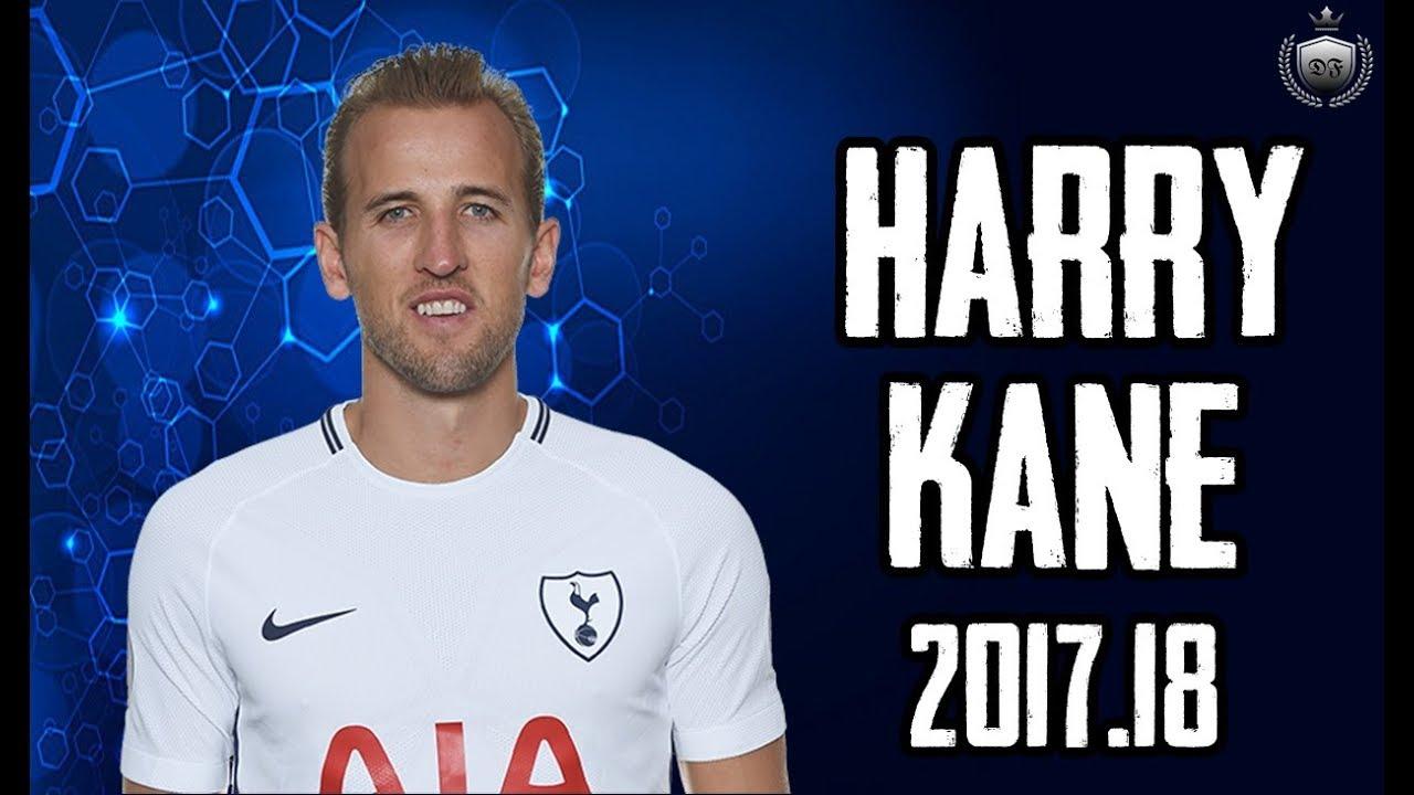 Download Harry Kane - Skills & Goals - 2017/18 HD