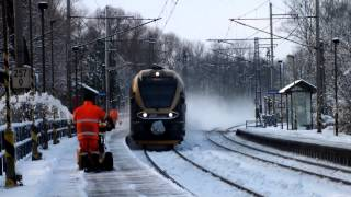 Leo Express 1353 zdraví v Polance