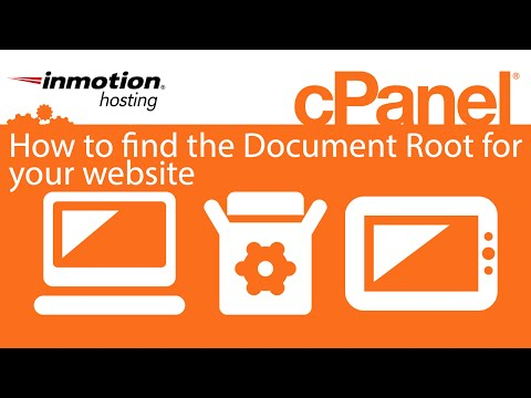 How to find the Document Root for your website in cPanel (x3)