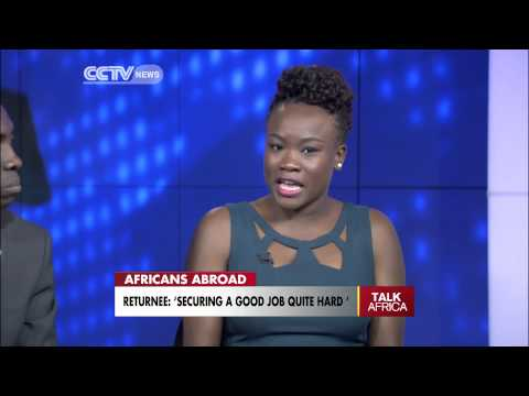 Talk Africa: Working and Living Abroad
