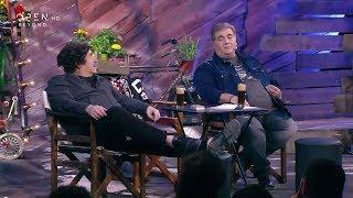 Αλ Τσαντίρι Νιούζ με τον Λάκη Λαζόπουλο - 16/4/2019 | OPEN TV