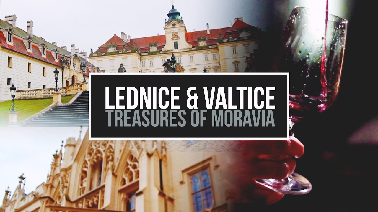 LEDNICE AND VALTICE |MORAVIA TREASURES