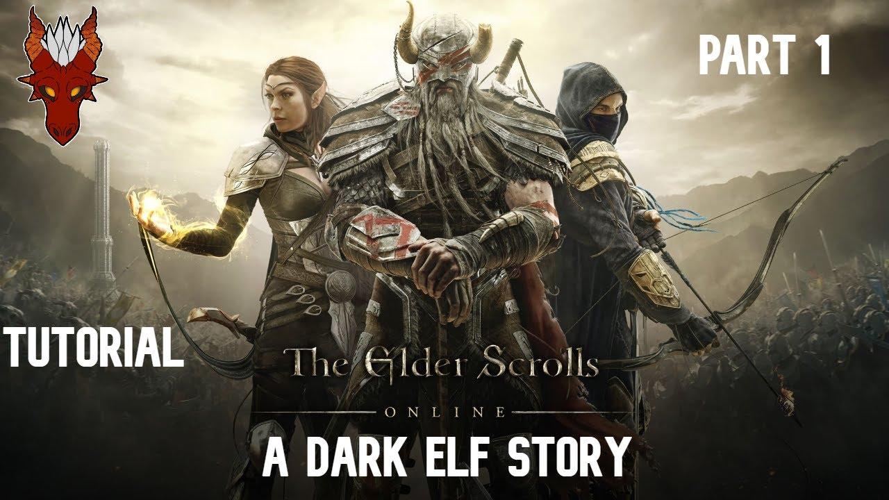 The Elder Scrolls Online: Gameplay FIRST LOOK HD IN 2020 ...