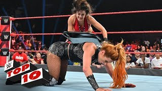 Top 10 Raw moments: WWE Top 10, Sep. 2, 2019
