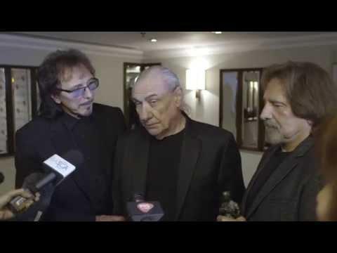 Black Sabbath interview - The Ivors 2015