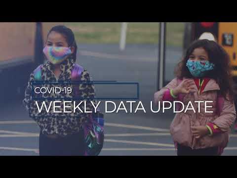 COVID-19 Weekly Data Update: Dec. 11, 2020