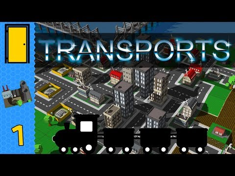 Transports - Truckin' All Over The Map - Let's Play Transports