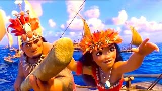 The Ending of Moana but with Ocean Man