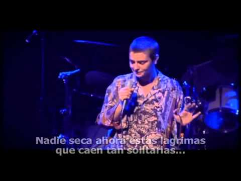 Sinead O´Connor- Nothing compares to you (subtitulada)