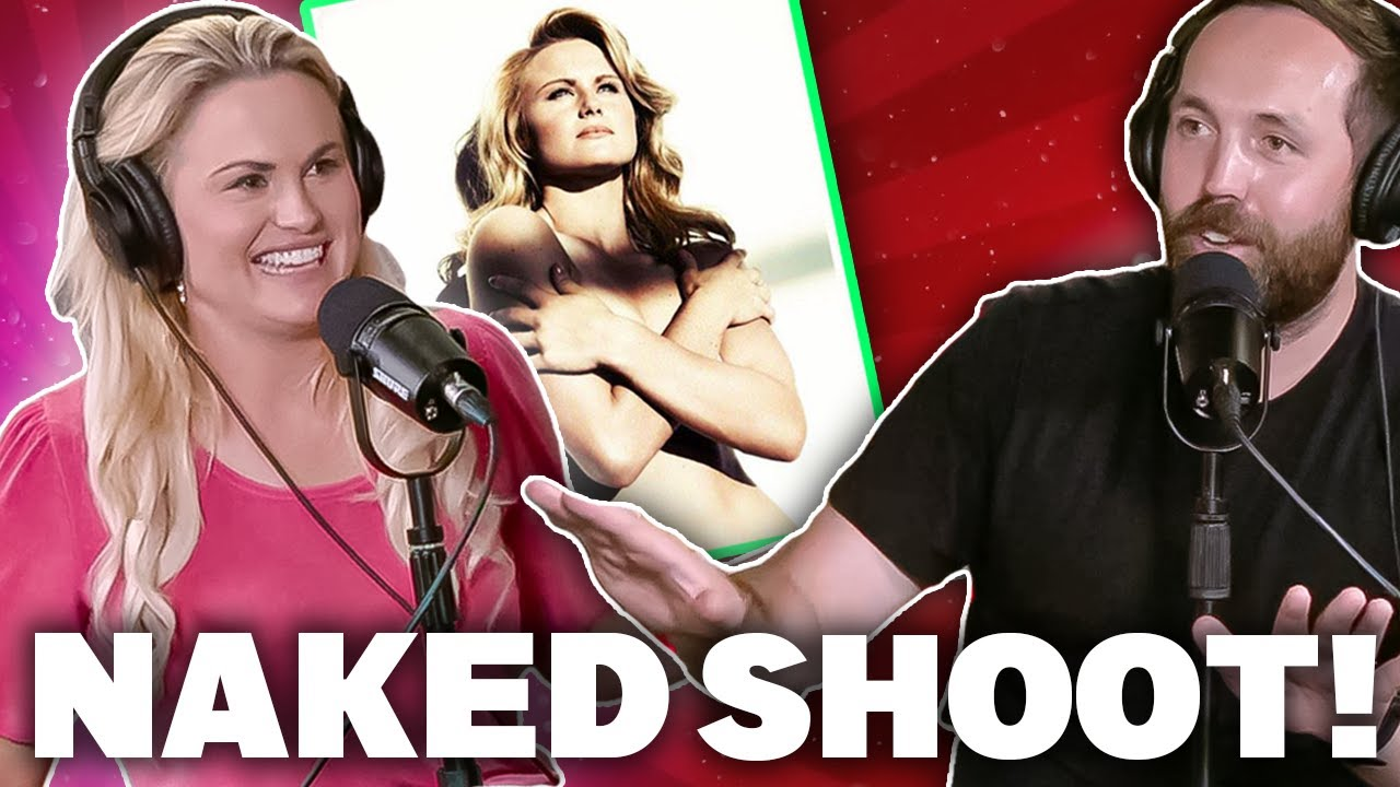 Carly Booth's NAKED photo shoot story! EP96 clip