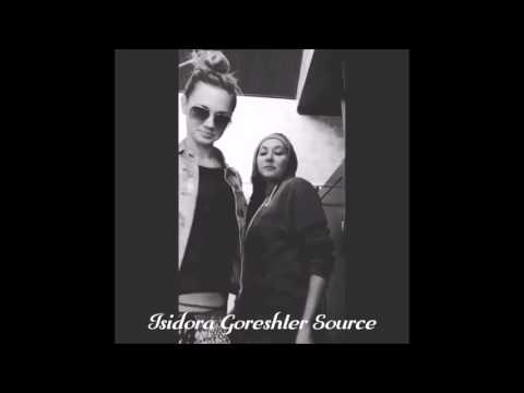 Isidora Goreshter  Instagram Video