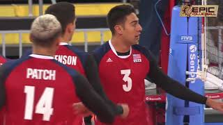 Stephen Boyer - New Volleyball Star of the France | Top 25 Best Actions