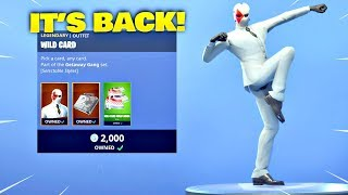 *NEW* WILD CARD WRAP BUNDLE! Fortnite ITEM SHOP [March 13, 2019] | Fortnite Battle Royale
