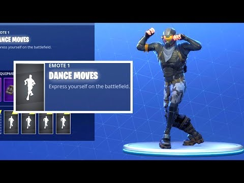 Fortnite Dance Dance Moves 1 Hour Youtube