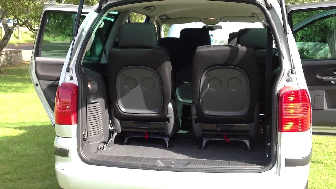 2001 seat alhambra 1 9 tdi pd se 7 seat 5dr diesel estate youtube. Black Bedroom Furniture Sets. Home Design Ideas