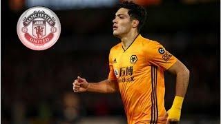 Man Utd receive Raul Jimenez transfer message from Wolves as Solskjaer eyes Mexican- transfer new...