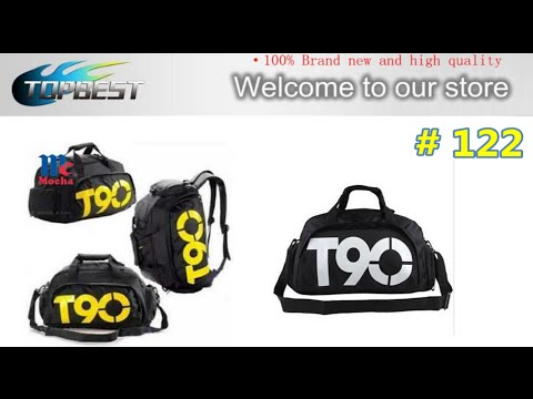 69945ec9 Заказ из Китая. Сумка-Рюкзак. Nike T90 / The order from China. Bag ...