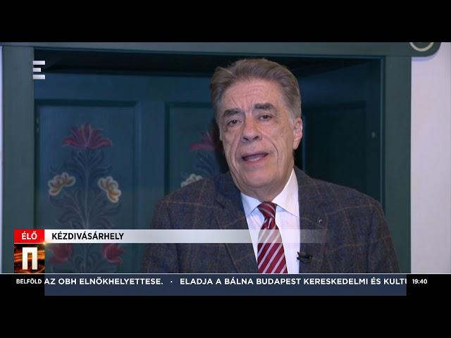 Az elítélt székelyek szabadon bocsátásban bíznak a jogvédők  - Csóti György - ECHO TV