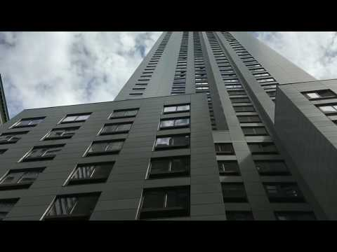 The Tallest Holiday Inn in the World ! Financial District NYC Manhattan