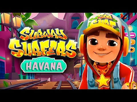 SUBWAY SURFERS - HAVANA 2018 ✔ JAKE AND 47 MYSTERY BOXES OPENING