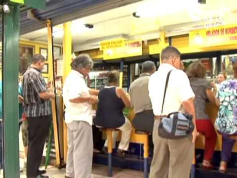 Mercado Municipal de San José 7 abril 2013