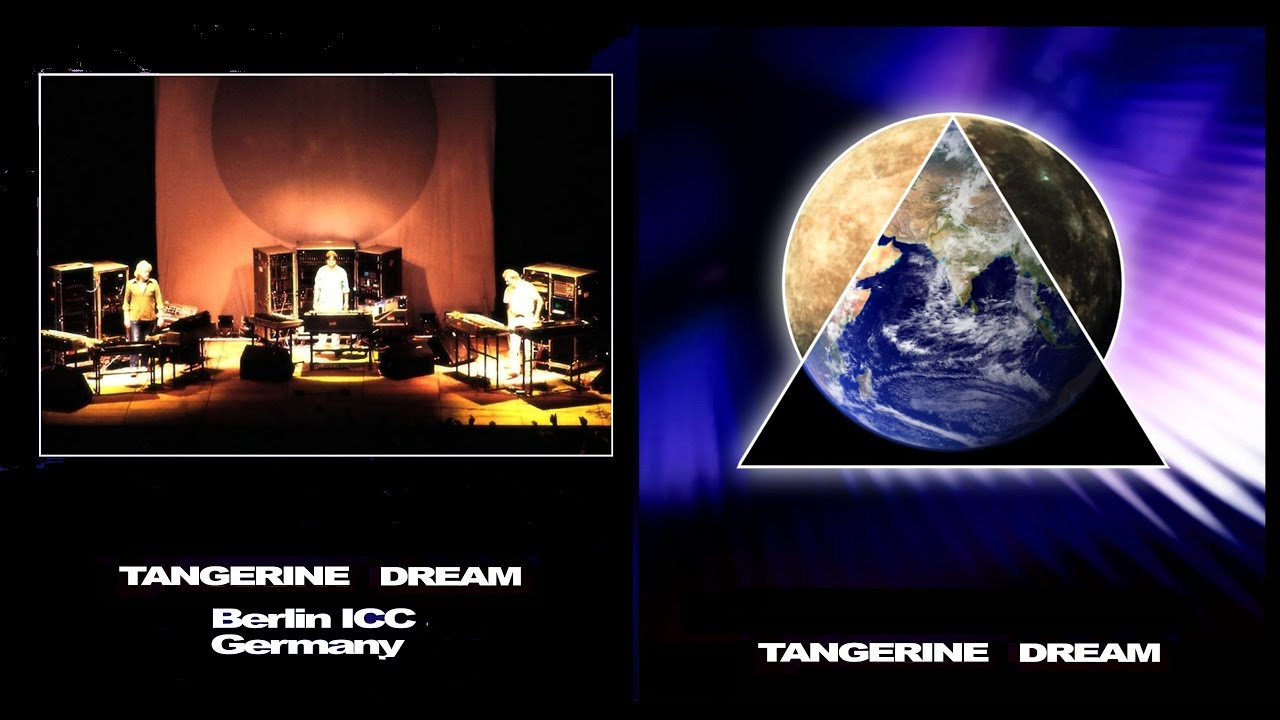tangerine dream berlin icc 1981 youtube