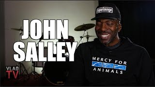 John Salley Cries Over the Deaths of His Friends, Speaks on Kawhi's Father's Murder (Part 3)