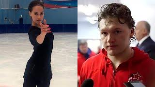 Загитова поразила Капризова. Медведева показала новую программу.