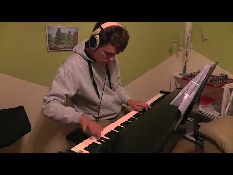 Niall Horan - Flicker - Piano Cover - Slower Ballad Cover