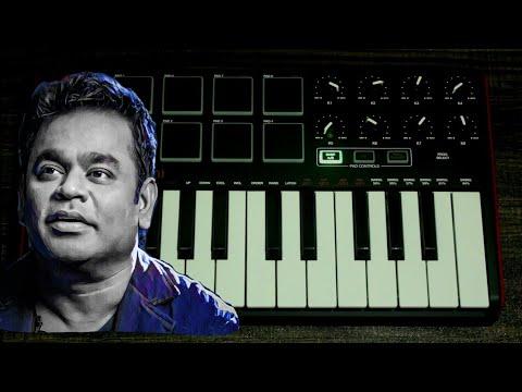 BOMBAY-Theme   A R Rahman   akai mpk mini   Double Octave #11 mp3