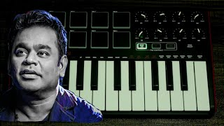 Gambar cover BOMBAY-Theme | A R Rahman | akai mpk mini | Double Octave #11
