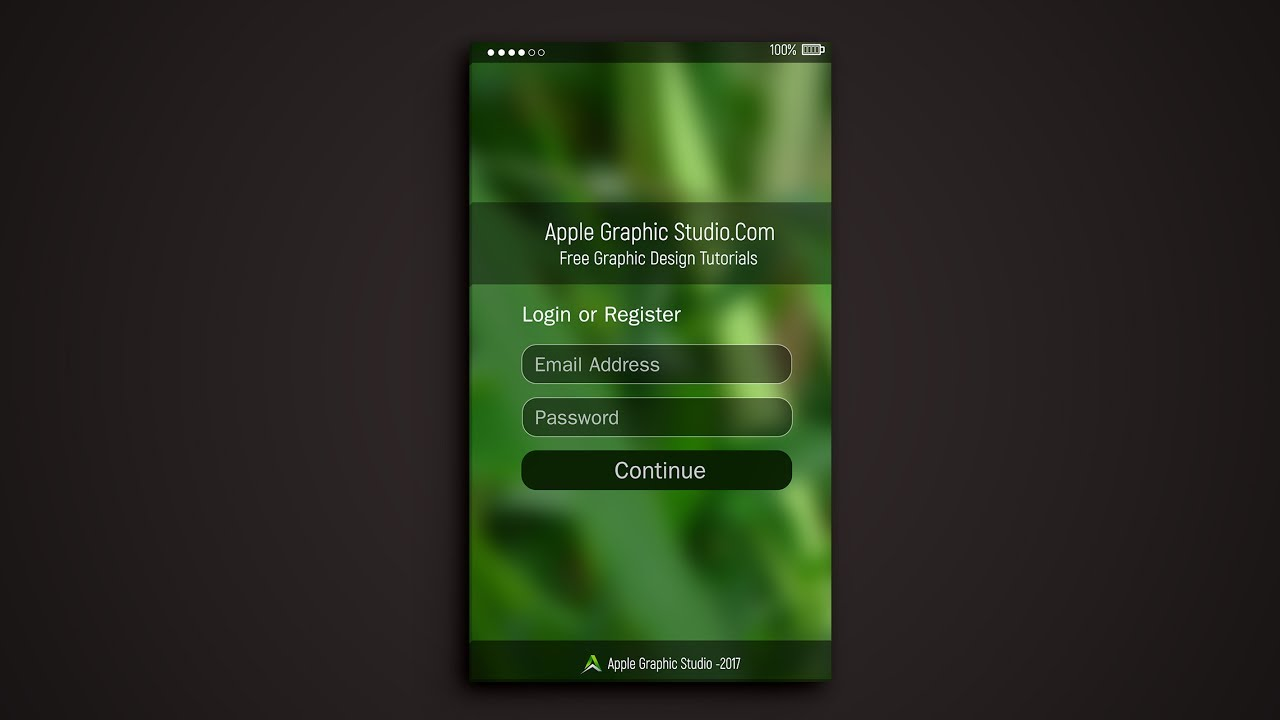 How to create a login page for your android app photoshop ui how to create a login page for your android app photoshop ui design maxwellsz